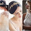 新娘造型好幫手*韓式髮帶