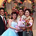 20101003 哲瑋妘蓁結婚