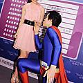 田中千繪出席第一屆電影大賞寫真