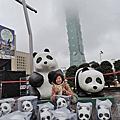 紙貓熊展●1600貓熊世界之旅-臺北