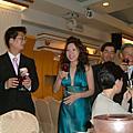閃閃動人的婚宴