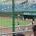 2008.6.22天母棒球場獅鯨戰