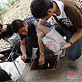 20090207  關子嶺團體烤肉