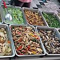 20141107  阿霞素食幫忙顧店