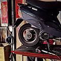 20151030  大橋機車行  換輪胎