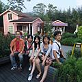 20090824三美畢業旅行內灣遊