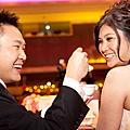 2011元寶婚宴,元月九日台北晶華歸寧會親喜宴,歡樂紀錄.