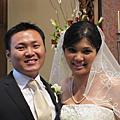 2010港元大寶達拉斯教堂婚禮