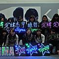 2011.03.25 Sigma Party 合照+燈牌