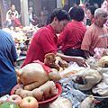 北埔平安戲大閹雞比賽