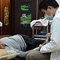 復健治療病人