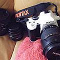 pentax k-r 鏡頭