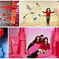 【展覽.台北】粉厲害Pink Power