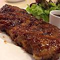 sizzler牛排連鎖餐廳