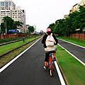 中都溼地公園單車行