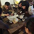 盼冬-品茶、拓碑