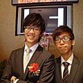 2011.11.05 伯牙般好友的婚宴