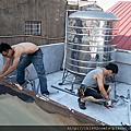 2011.09.23~10.06 連晟屋頂防水修繕