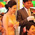 惠婷新娘補請婚宴造型(台南場)