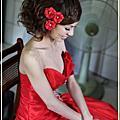 宣均新娘文定單妝造型