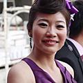 束華新娘結婚婚宴造型