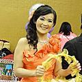 貞綺新娘訂結同天婚宴造型