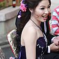 慧珍新娘結婚婚宴造型