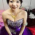 桂梅新娘結婚婚宴造型