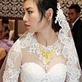 珮琪新娘結婚婚宴造型