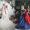 AZ品牌訂製手工婚紗