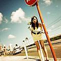 【沖繩】好像明信片的~北谷‧美國村。
