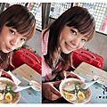 沖繩第一好吃的~通堂拉麵!