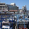 野柳社區東澳漁港駱駝峰岩