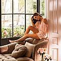 【香氛】WOMEN'SECRET繽紛樂活女性淡香水➔時尚部落客Gala Gonzalez打造唯美香氛