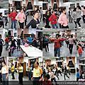 20120322月會練舞&麗美生日