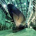 瑞典斯德哥爾摩地下海軍基地