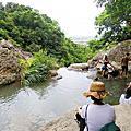 【宜蘭礁溪景點】猴洞坑瀑布