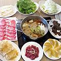 【台北內湖美食】洋夫人壽喜燒鍋物牛排