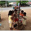 柬埔寨女孩