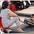 行李箱嬰兒車