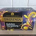 英國百年老店唐寧好喝的印度大吉嶺茶