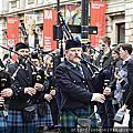 倫敦愛爾蘭聖派翠克節遊行