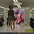 [倫敦金融區]Canary Wharf購物中心春季服装秀