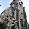 古老的St Martin's Church