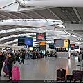 倫敦希斯洛機場第五航厦和伊斯坦堡機場