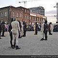 [倫敦慶典]格林威治歡樂的仲夏夜街頭表演