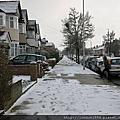 西伯利亞寒流橫掃全歐,倫敦降下漫天大雪