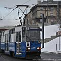 [旅遊波蘭]克拉科夫電車