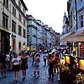 布拉格小城區