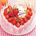 Hello Kitty 蛋糕 (& Sanrio其他好朋友)